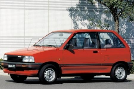 Mazda 121 (DA) (MODEL FESTIVA)