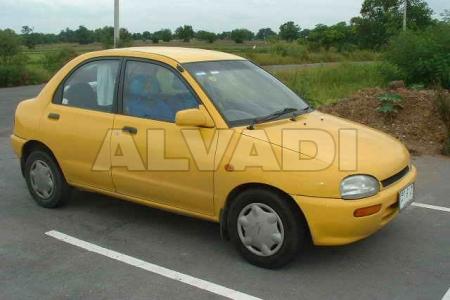 Mazda 121 (DB) 10.1990-03.1996