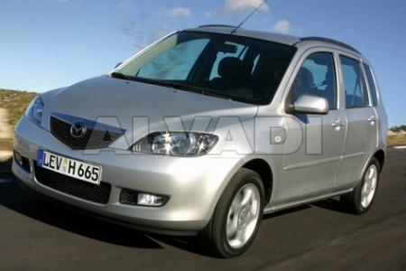 Mazda 2 (DY) 04.2003-10.2007