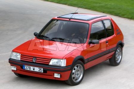 Peugeot 205 (741) 01.1983-12.1997