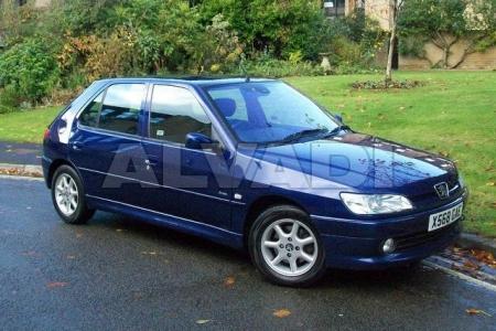 Peugeot 306 (7_), (HB + SDN + ESTATE)