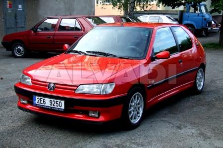 Peugeot 306 (7_), (HB + SDN)