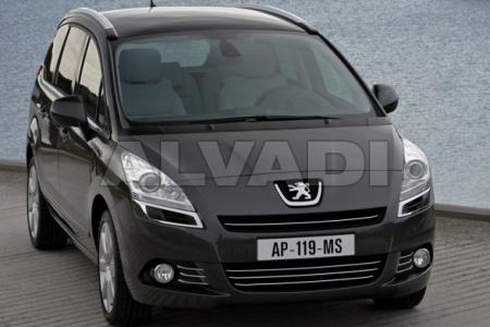 Peugeot 5008 10.2009-...
