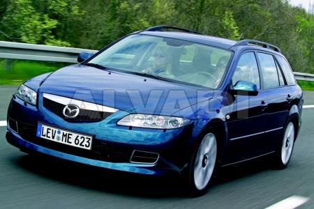 Mazda 6 (GG/GY)