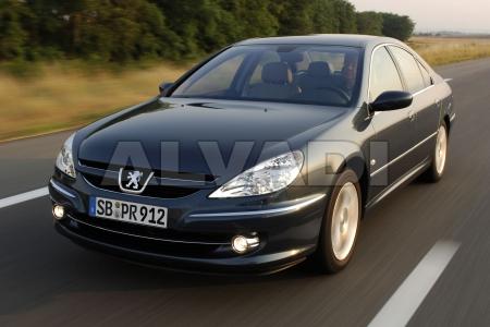 Peugeot 607 (9_)