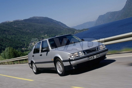 Saab 9000 (YS3C) 04.1985-12.1998