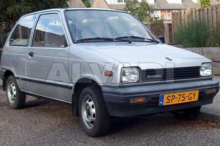 Suzuki ALTO (EC) 01.1986-12.1989
