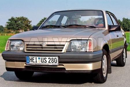 Opel ASCONA C,(SDN+HB)