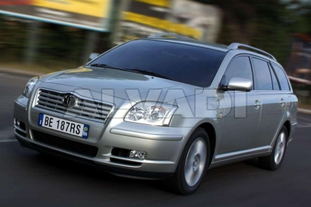 Toyota AVENSIS (T25) 04.2003-06.2006