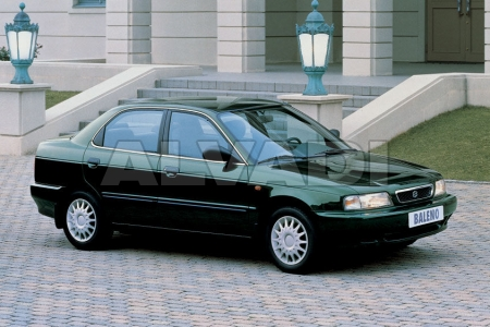 Suzuki BALENO (EG) 01.1995-01.1999