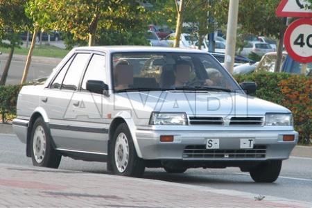 Nissan BLUEBIRD (T12) / (T72) 10.1987-10.1990