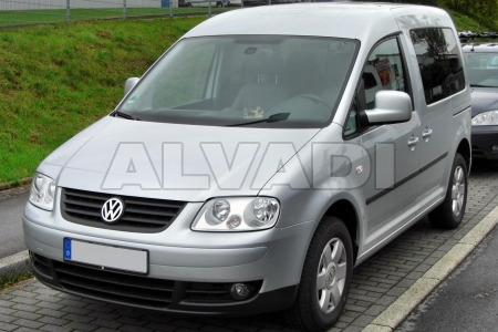 Volkswagen VW CADDY III/LIFE (2K) 03.2004-06.2010