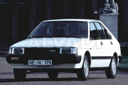 Nissan CHERRY (N12) 09.1982-10.1986