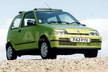 Fiat CINQUECENTO (170)
