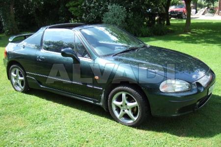 Honda CIVIC CRX (EH6/EG2) 06.1992-12.1998
