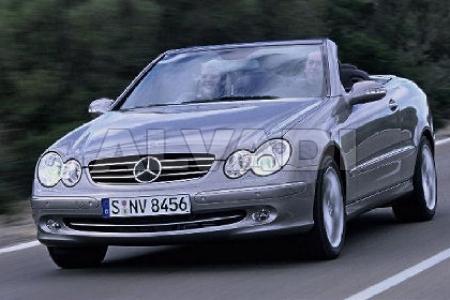 Mercedes-Benz Mercedes-Benz CLK-Class (C209) 06.2002-...