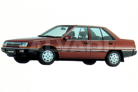 Mitsubishi COLT/LANCER (C10) /ESTATE 10.1985-10.1991