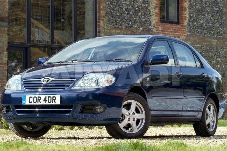 Toyota COROLLA (E12) SDN/HB/ESTATE (AE11)