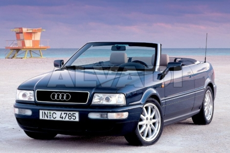 Audi 80 (B4), COUPE/CABRIO 01.1991-12.2000
