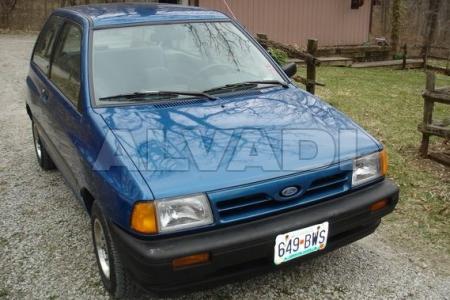 Ford FESTIVA (DA) 01.1988-12.1990
