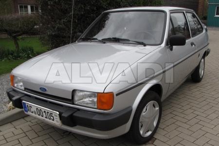Ford FIESTA (FBD) 09.1983-03.1989