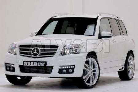 Mercedes-Benz Mercedes-Benz GLK-Class (X204) 10.2008-...