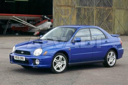 Subaru IMPREZA (GD/GG)