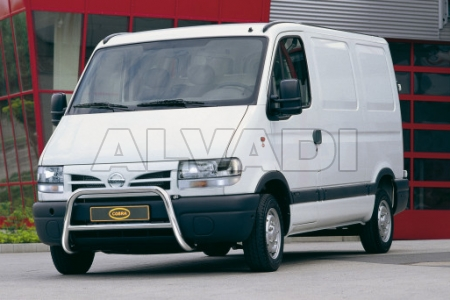 Nissan INTERSTAR (X70) 09.2002-01.2004