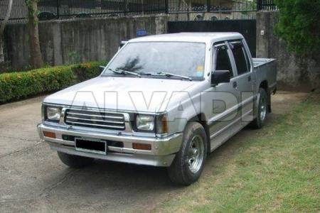 Mitsubishi L200 II 04.1996-04.2001