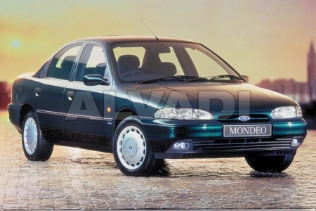 Ford MONDEO (GBP/BNP) H-BACK/SEDAN/ESTATE