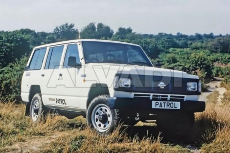 Nissan PATROL SPAIN (K260/W260)/PATROL GR JAPAN (Y60/GY60)