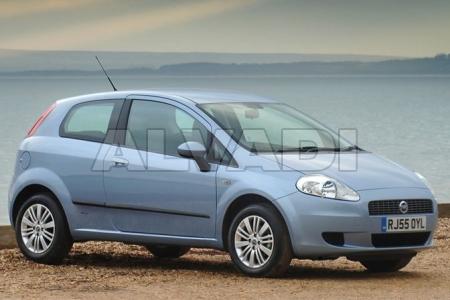 Fiat PUNTO GRANDE (199) 09.2005-...