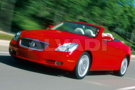Lexus SC (UZZ40) 08.2001-...