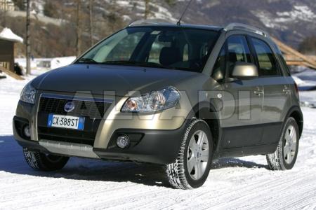 Fiat SEDICI (FY/GY)