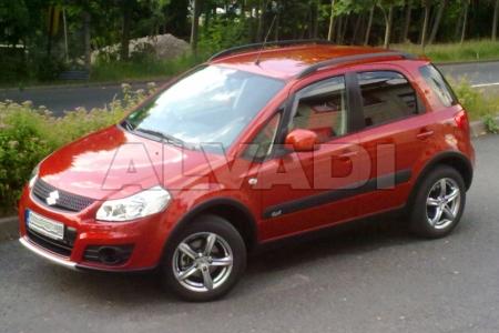 Suzuki SX4 (EY/GY) 05.2006-...