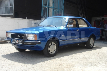 Ford TAUNUS (GBTS/GBFS/GBNS/CBTS)