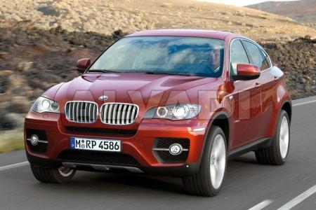 BMW X6 (E71)
