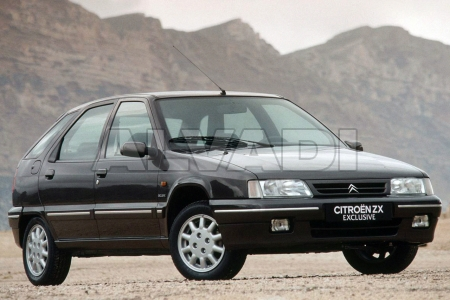 Citroen ZX (N2) + ESTATE