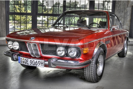 BMW 2000-3.2 COUPE (E9)