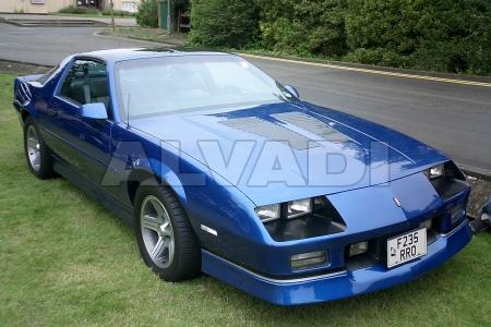 Chevrolet CAMARO 10.1981-12.1992