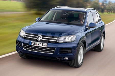 Volkswagen VW TOUAREG (7P5)