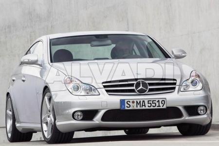 Mercedes-Benz CLS-Class (C219)
