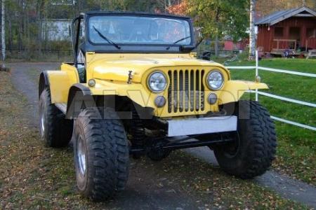 Jeep CJ5  CJ8