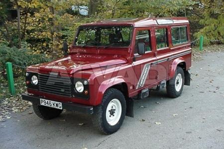 Land Rover 90/110 (DHMC)