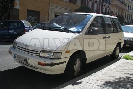 Nissan PRAIRIE (M11)