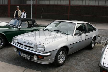 Opel MANTA B 09.1975-08.1988