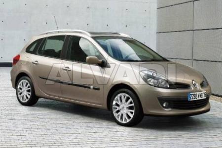 Renault CLIO GRANDTOUR (KR0/1_) 02.2008-...