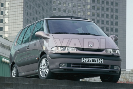 Renault ESPACE III (JE) 01.2001-10.2002