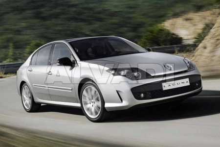 Renault LAGUNA III (T) 10.2007-...