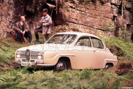 Saab 96 10.1965-08.1980
